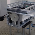 contract inspection of an R&D assembly