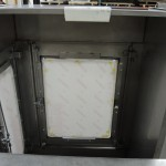 welded sheet metal enclosure