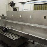 large sheet metal weldment