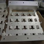 control box chassis