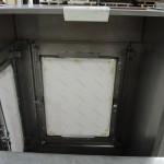 welded sheet metal enclosure